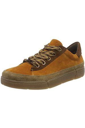 ARA Damen Schuhe - Damen ROM Sneaker, Toffee,Curry/Setter