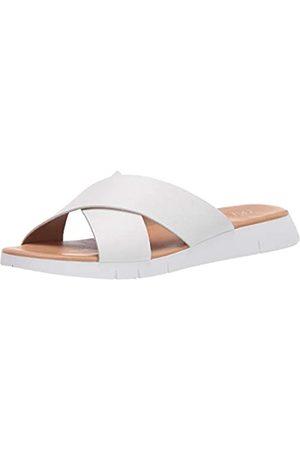 Matisse Damen-Sandalen mit Keilabsatz, Weiá