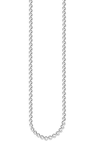 Thomas Sabo Damen-Kette ohne Anhänger 925 Sterlingsilber KE1111-001-12-L53
