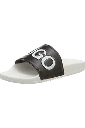 HUGO BOSS Damen Hausschuhe - Damen Time Out Slide-AR Slipper