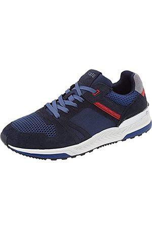 Antony Morato Herren Sneaker Treck Running IN Nylon E CAMOSCIO Oxford-Schuh