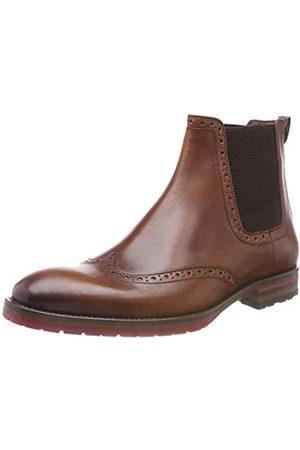 Floris van Bommel Herren 10329/03 Chelsea Boots, (Cognac Calf 03)