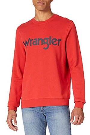 Wrangler Mens Crew Sweat Sweatshirt