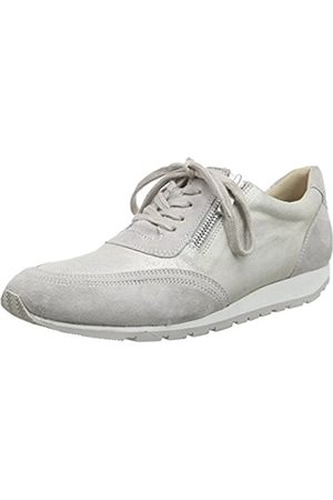 Caprice Damen Schuhe - Damen 23652 Sneaker, (Silver/Grey SU 920)