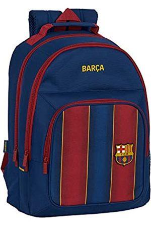 Safta 612029560 Großer Rucksack mit Computertasche FC Barcelona