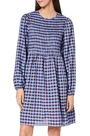 YAS Female Gesmoktes Kleid BLUMA MCountry Blue