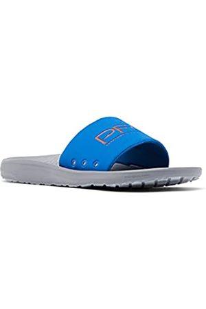 Columbia Herren Yachtrocker PFG Slide Sport Sandale, (Helles Indigo/Tangy )