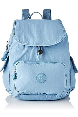 Kipling Damen City Pack S Rucksack Handtasche, -Blue Mist