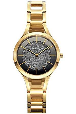 Viceroy Damen Uhren - DamenAnalogQuarzSmartWatchArmbanduhrmitEdelstahlArmband471144-57
