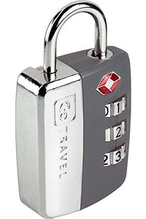 Design go Travel Sentry Lock Grey
