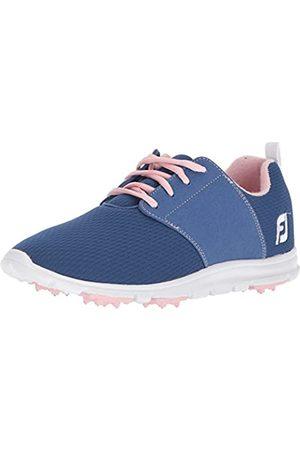 FootJoy Herren Schuhe - Herren Enjoy Golfschuhe, (Azul/ 95710)