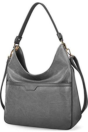 NUBILY Hobo Handtaschen für Frauen, Handtaschen, Umhängetaschen, wasserdicht, groß