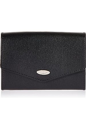 Royce Leather Luxuriöser Reisepass-Organizer aus Leder - 330-BLACK-5