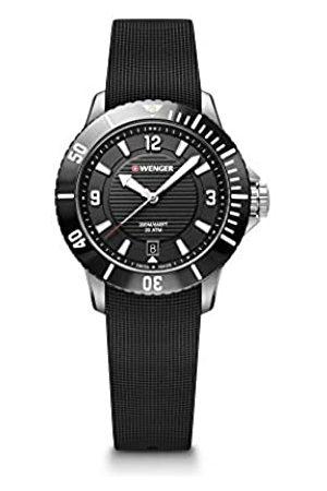 Wenger Herren Uhren - Armbanduhr 01.0621.110