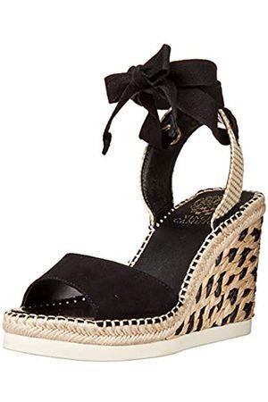 Vince Camuto Damen Espadrilles - Damen Bendsen Ankle Wrap Sandal Espadrilles, /Mehrfarbig
