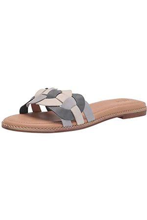 Crevo Damen Sandalen - Damen Poppi Flache Sandale