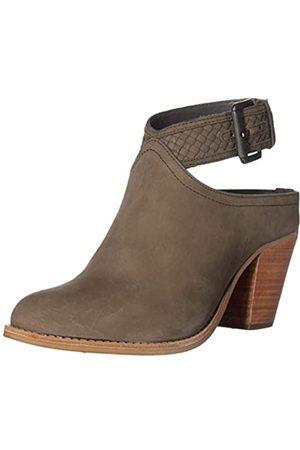 Crevo Damen Stiefel - Damen Eva Fashion Stiefel, (Mink Gray)