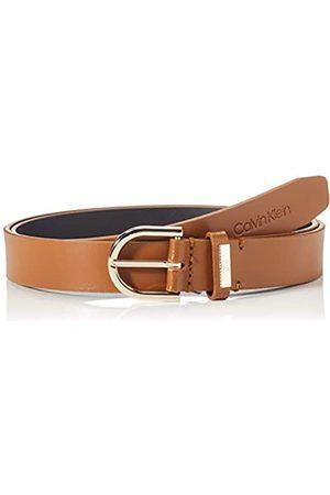 Calvin Klein Damen Round Belt 25MM Gürtel