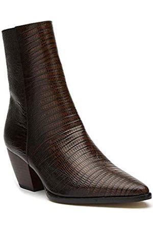 Matisse Damen Stiefel - Damen Caty Stiefel, Braun (Schokoladeneidechse)