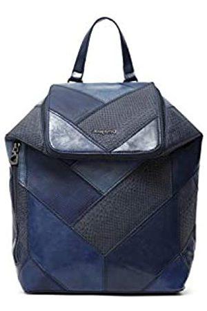 Desigual Damen Rucksäcke - Womens PU Backpack Big