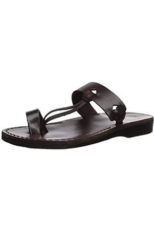Jerusalem Sandals Damen Sandalen - Damen David Sandalen zum Reinschlüpfen