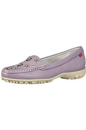 Marc Joseph New York Damen Leder Made in Brazil Mott Street Golf Schuh, (Lavendel-Körnchen)