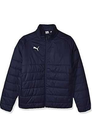 PUMA Herren Padded Jacket Liga Casuals Gepolsterte Jacke, Peacoat