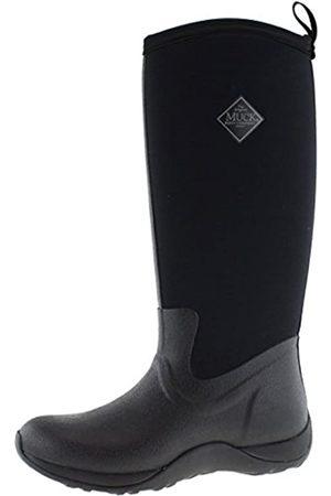 Muck Muck Damen Boots Arctic Adventure Stiefel, (Black)