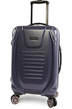 """Perry Ellis Bauer 21"""" Hardside Carry-on Spinner Luggage"""