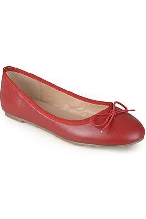 Journee Collection Damen Schuhe Schleife Ballerinas