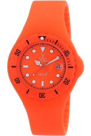 Toy Watch Unisex-Armbanduhr Analog Silikon JY03OR