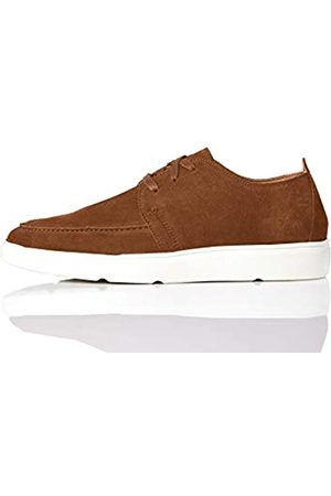 FIND Gotham Moccasin Lace up Mokassin, (Tan)