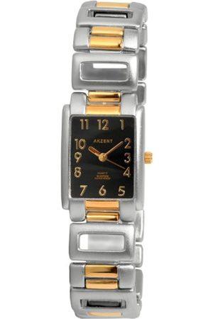 Akzent Damen-Uhren mit Metallband SS7111000055