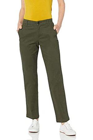 Amazon Essentials Herren Chinos - Curvy Fit Full Length Straight Leg Chino Pants