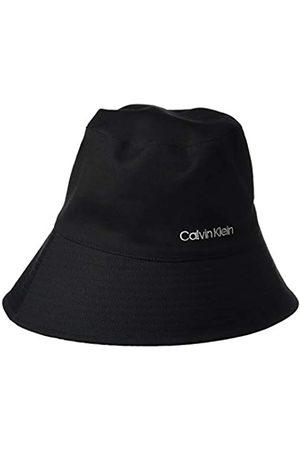 Calvin Klein Damen Oversized REV Bucket HAT Schlapphut