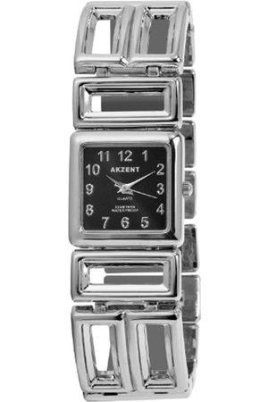 Akzent Damen-Uhren mit Metallband SS7121000072