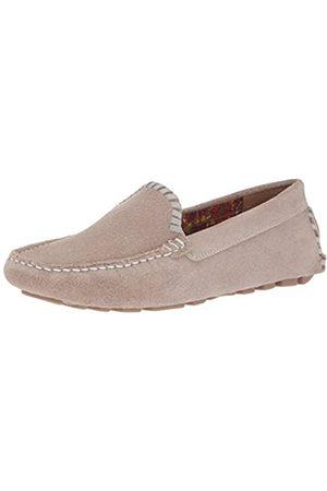Jack Rogers Damen Sneakers - Damen Taylor Suede Slip-On Loafer, Grau (Taubengraues Wildleder)