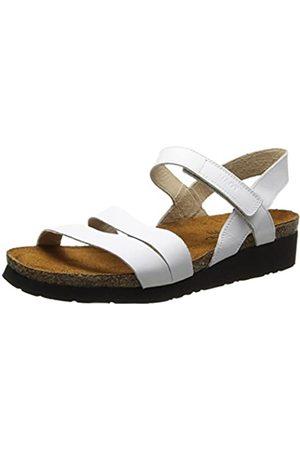 Naot Damen Sandalen - Kayla, Damen Klassische Sandalen - White Leather
