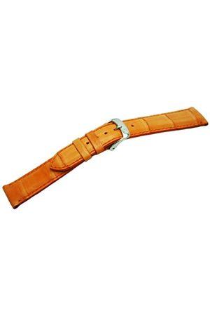 Morellato Herren Uhren - Lederarmband für Herrenuhr AMADEUS 22 mm A01U0518339086CR22