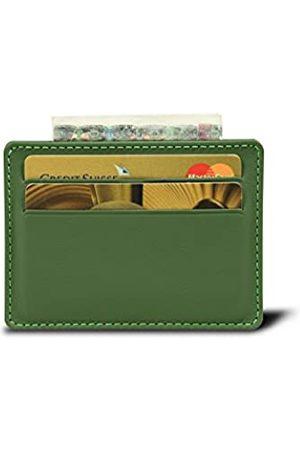 Lucrin Damen Taschen - 4 Kartenetui - - Glattleder