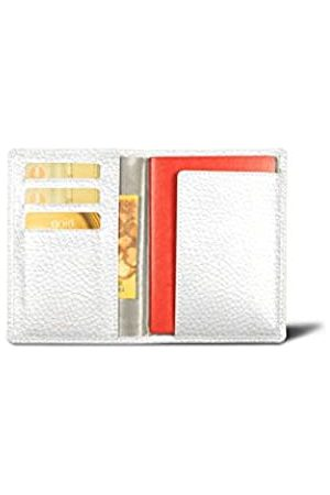 Lucrin Damen Reisetaschen - Reisepass und Treue Kartenhalter - - Genarbtes Leder