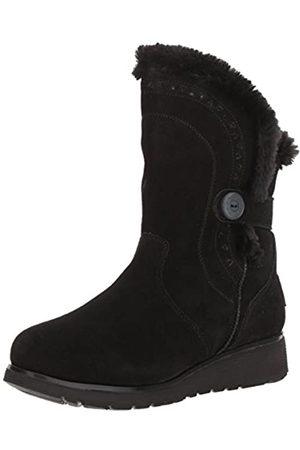 Skechers Damen Stiefel - Damen Keepsakes Wedge Cozy Peak Halblange Stiefel