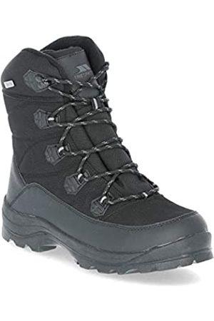 Trespass Herren Winterstiefel - ZOTOS Mens Snow Boot BLACK 40