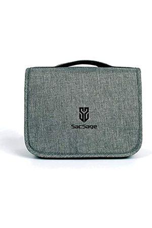 SacSage Hängende Reise-Kulturtasche für Damen und Herren, wasserdicht, tragbare Duschtasche, integrierter Qualitätshaken