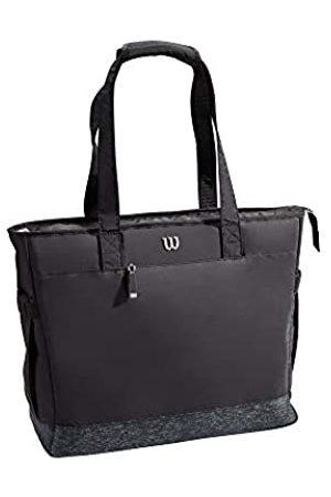 Wilson Damen Shopper - Sporting Goods Unisex-Erwachsene WOMENS TOTE BLACK Tasche