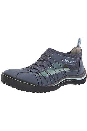 Jambu Damen Schuhe - Damen Free Spirit Turnschuh, Denim/Illusion Blue