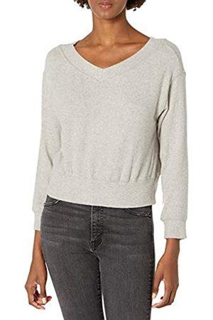 Graham & Spencer Damen Sloe Cozy Lux V-Neck Longsleeve Top Hemd