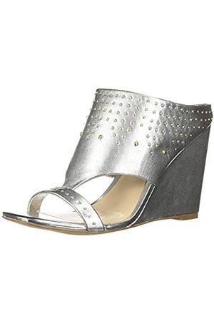 Fergie Damen Sandalen - Damen Reflex-Sandale, Grau