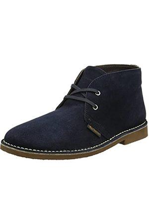 Ben Sherman Herren Hunt Chukka Boots, /Marineblau