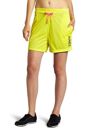 Zumba Fitness Damen Z-Team Mesh Short, Damen